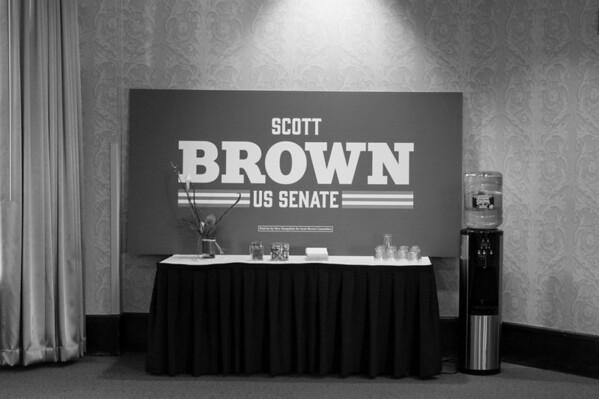 Scott Brown - Senate Run