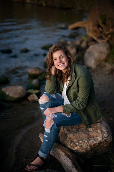 Kaitlynn Senior Portraits