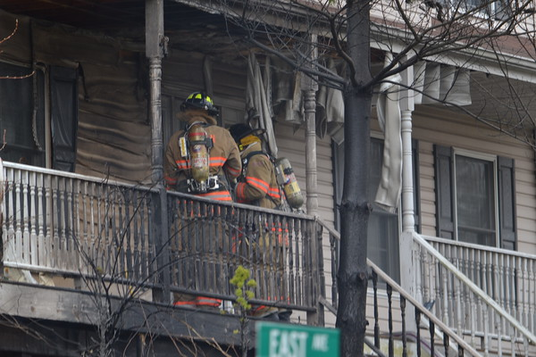 04/14/14 - Northvale, NJ - Working Fire