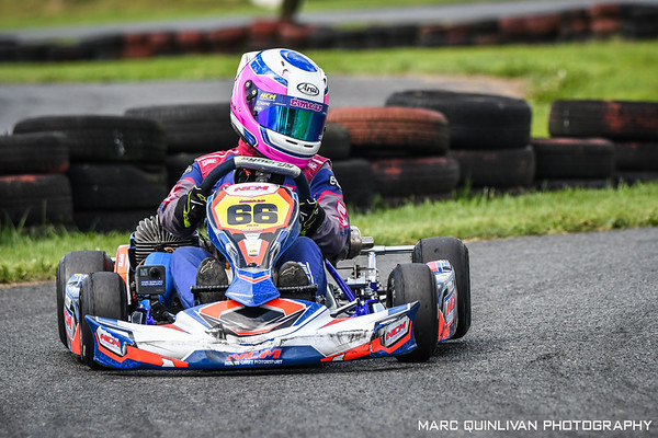 Leinster Karting Club - 2019 Summer Championship - Round 3 - Éimear Carey