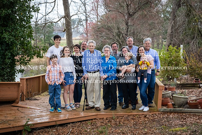 The Tingen Extended Family : Apex, NC
