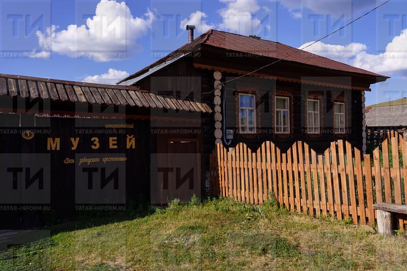 14.07.2021 - Посещение музея заводского крестьянина в с.Кага (Салават Камалетдинов )