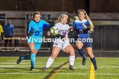 Girls Soccer: Rock Ridge vs Stone Bridge 3.26.2019 (by Mike Walgren)