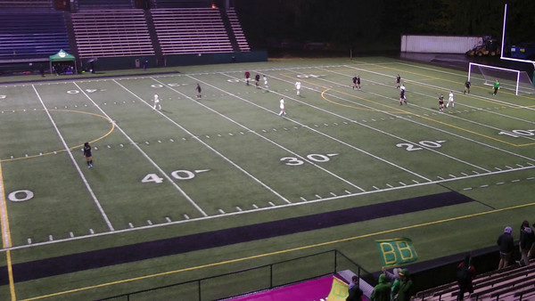 20151113 Seattle Prep vs BBHS Girls Soccer 3A Quarterfinal