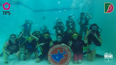 Ditcham Park School - Divemasters in Training - Outreach