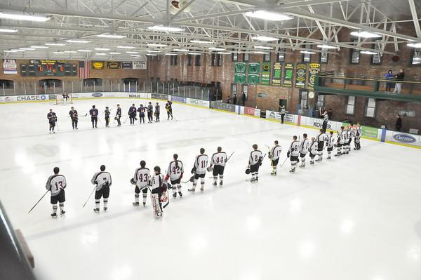 RBR Ice Hockey vs St. Rose