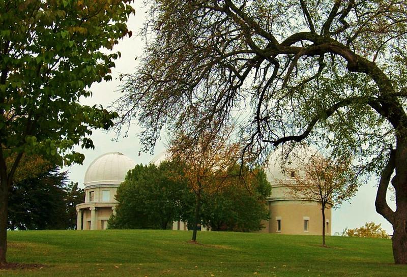 Allegheny Observatory Sept 25, 2009.