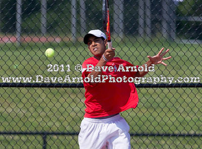 6/16/2011 - MIAA State Finals - Boys Varsity Tennis - St. John's Shrewsbury vs Needham