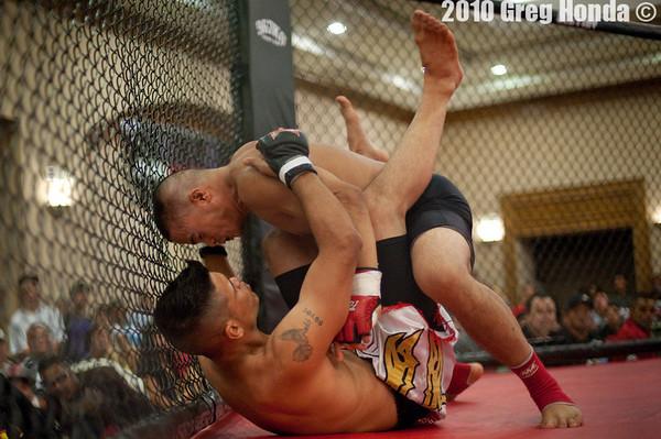 Ben Santiago vs Tyler Pavao