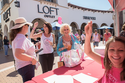 3rd Annual Shopping Extravaganza at Outlets at San Clemente