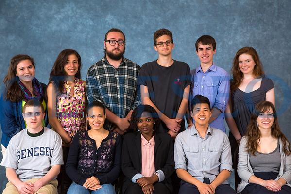 2013-2014 Student Ambassadors