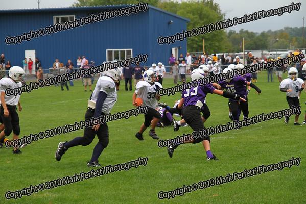 Vikings vs Patriots 9-19-10