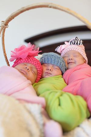 Triplets Tyser