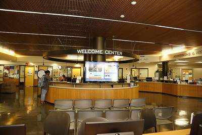 Welcome Center Areas