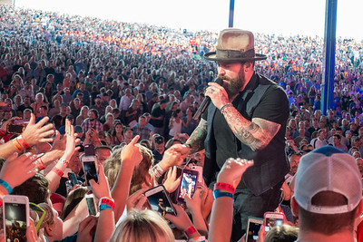 Zac Brown Band - Summerfest 2017
