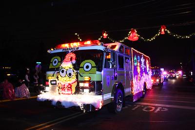 Wallington Holiday Parade 2013