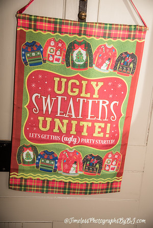 2016 Gralley Ugly Christmas Sweater