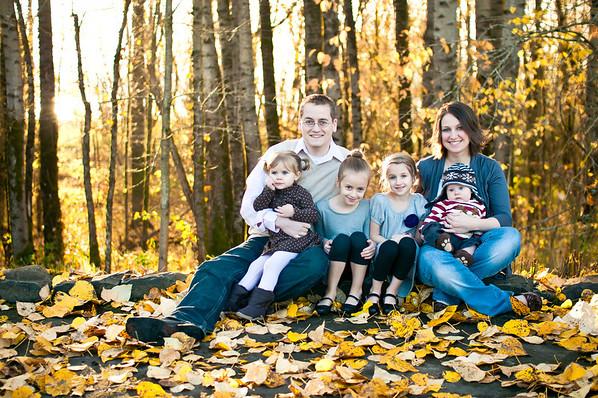 Dutch Lewis Family