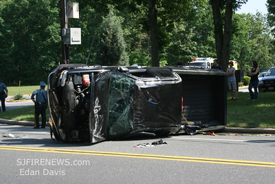 06-07-2009, MVC, Pittsgrove Twp. Salem County, Rt. 40