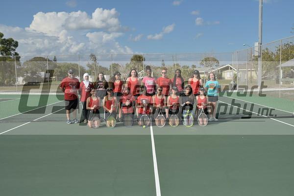 Girl's Tennis 2-12-19