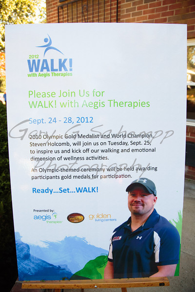 The Walk 2012- Golden Living