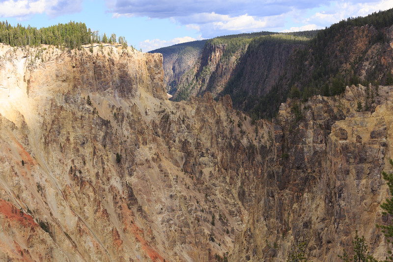 Grand Canyon of Yellowstone 001