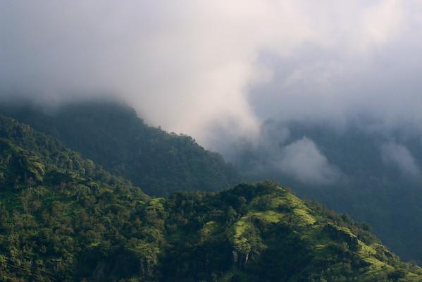 Paysages de Bali