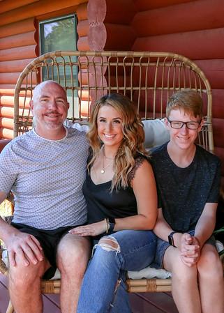 Jenna, Dan & Mason