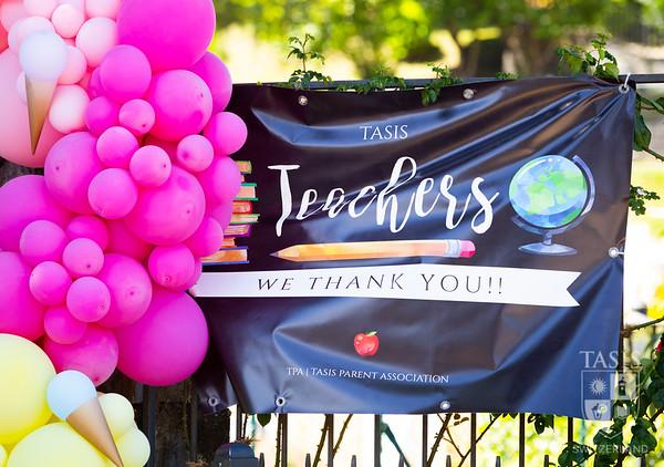 TPA Teacher Appreciation Car Parade