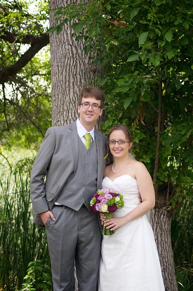 Stephanie + Patrick
