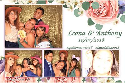 Leona and Anthony