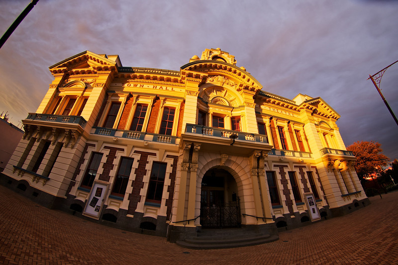 Invercargill Town Hall