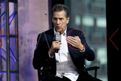 """New York, NY - October 05:  Tim Matheson at The BUILD Series, discussing The New TV Movie """"Killing Reagan"""" at AOL HQ."""