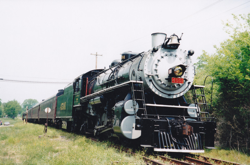 SR 4501 in Trion, Georgia