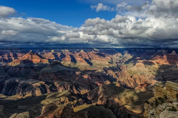 South Rim - Grand Canyon - 2010