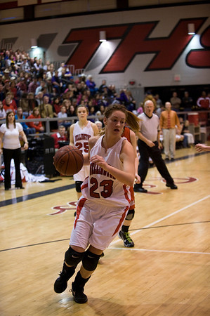 Lady Rockets - Gruver 02/23