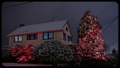 Everett December 17, 2008 Snowfall