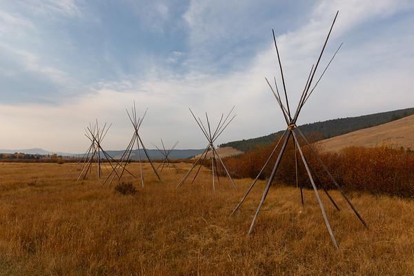 Yellowstone / Jackson - Fall 2020