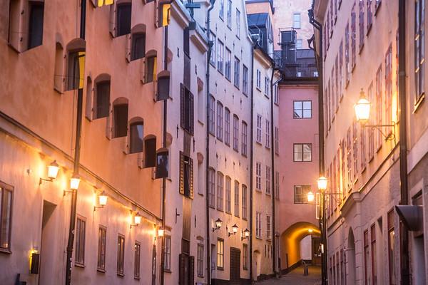 Life in Stockholm