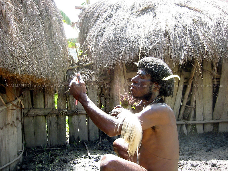 On location with MAPITO & Behind the Scenes In Papua New Guinea