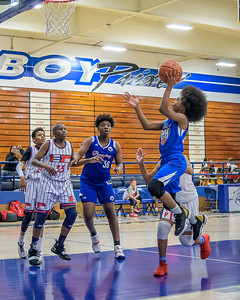 Basketball - March 8 - Chino High School