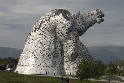 The Kelpies - 23 May 2015