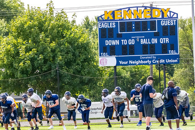 Kennedy Summer Football 2019