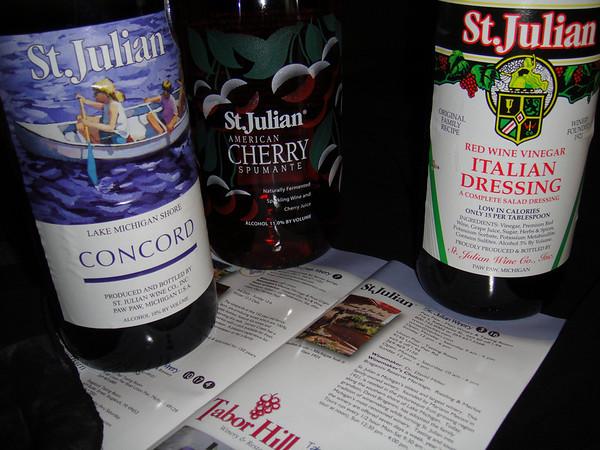 Wine Tasting-2010 & 2012