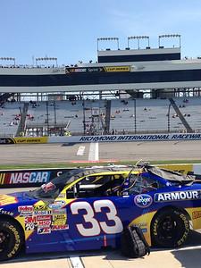 2013 Richmond NASCAR Spring Race