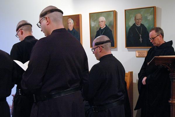 Reception into the Novitiate 2014