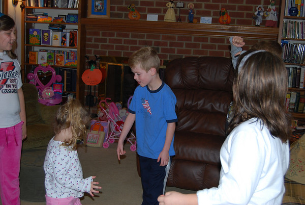 Josh's 8th Bday Party 2008