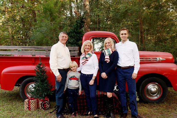 Heissenbuttle Family Christmas