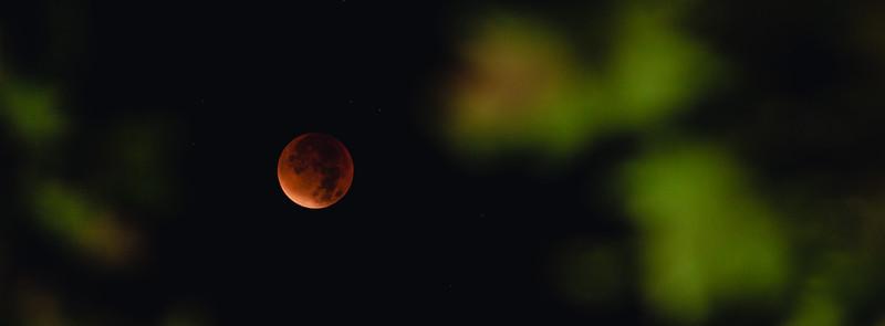 Súper eclipse de Luna