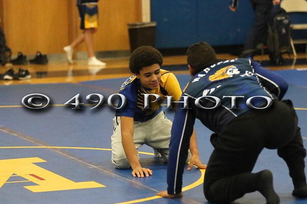 Wrestling - Mahopac vs. Port Chester and Iona12/19/17